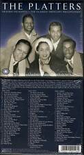 "THE PLATTERS ""Heaven On Earth"" (3 CD Digipack) Classic Mercury 2011 NEUF"