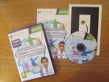 Entraînement Cérébral et Physique du DR. Kawashima ~~ Jeu XBOX 360 Complet