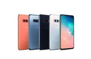 Samsung Galaxy S10e G970U Unlocked T-Mobile AT&T Total Straight Talk Very Good