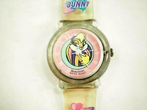 Armitron Lola Bunny Quartz wrist Watch,New Battery New Crystal