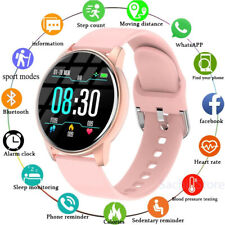 Women Smart Watch Real-time Weather Forecast Activity Ladies Heart Rate Monitor
