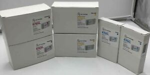 Lot of 6 LD Products Ink Cartridges- Magenta 2, Yellow 2, and Cyan 2