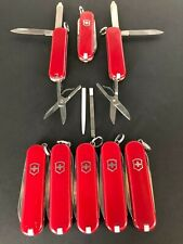 Victorinox Classic SD GENUINE Swiss Army Knife  A KEYCHAIN MUST HAVE + FREE POST