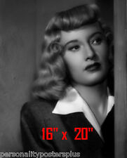 """Double Indemnity~Film Noir~Barbara Stanwyck~Entertainment Room~Photo 16"""" x 20"""""""