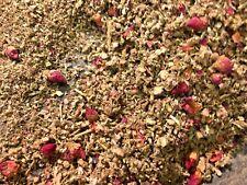 No.42 Herbs Mixture! A Blend of Skullcap Lobelia Mullein Roses Catnip Leaf