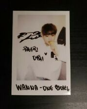 Wanna One Signed YES! Magazine Official Photocard (Unofficial) Lee Dae-Hwi Only