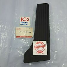 Accelerator Pedal Pad Cover Fit Toyota Dyna BU10 1972 - 1977 - 78110-95406 - NOS