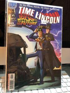 Time Lincoln #1 - NM - AP Manga - Fred, Perry