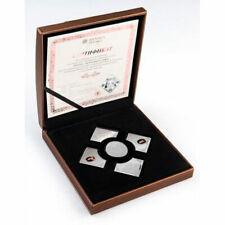 Niue 2013 2$(x5) Odessa - pearl of the black sea coast Silver Set