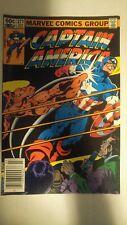 Captain America #271 July 1982 Marvel Comics