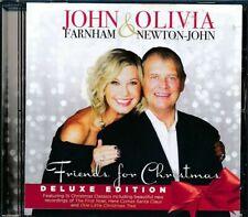 John Farnham Olivia Newton-john Friends for Christmas Deluxe Edition CD