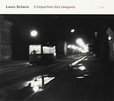 Louis Sclavis - Limparfait des langues [CD]