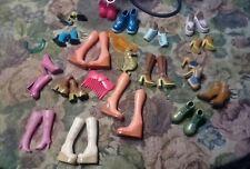 ❤Lotto accessori ❤ stivali barbie❤ bratz ❤my scene❤