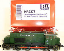 Rivarossi HR2377 Obb E33 19 US Zone Electric Locomotive II