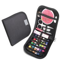 Sewing Box Set Tool Kit Needle Scissor Thread Storage Portable Organizer Home