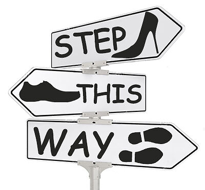 STEP THIS WAY