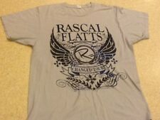 RASCAL FLATTS 2012 Changed Tour Tee Shirt - Large Gray
