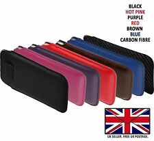 Protective Pull Tab Phone Case Cover Pouch Sleeve Sock For MOTOROLA MOTO G6 PLAY