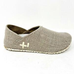 OTZ Shoes 300GMS Linen Natural Womens Casual Shoes 3702 NAT