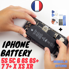 BATTERY IPHONE REPLACEMENT 6 6S 6+ 7 7+ 8 + X XS XR 11PRO MAX SE  OEM + TOOLS 🎁