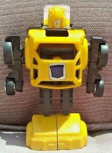 Bumblebee Complete Mini Spy 1984 Vintage Hasbro G1 Transformers Takara Figure