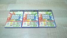 Band Hero Playstation 2 PAL, Nuovo!!!