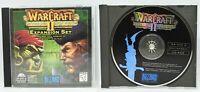 Warcraft II Tides of Darkness + Beyond the Dark Portal Expansion! (PC Game 1995)