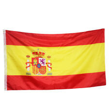 Spain Espana national flag 90*60 cm Hispania Polyester Banner Spanish flag