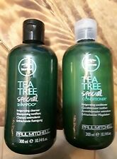 Paul Mitchell Tea Tree Special Shampoo and Conditioner 10.1oz each