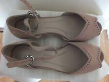 M & S wide fit shoes