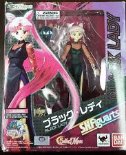 "Bandai Tamashii Nations S.H. Figuarts Black Lady ""Sailor Moon"" Action Figure"