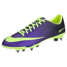 Nike Men's Mercurial Vapor IX SG PRO Sz 6 NEW 555607 570 ElectroPurple Volt $235