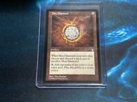 Mox Diamond REPACK Stronghold Mtg Magic The Gathering Reserved List Rare NM