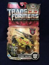 Transformers Revenge of the Fallen ROTF Autobot Ratchet deluxe class