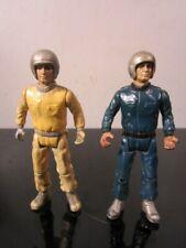 "The Bad Guys Vulture Pilot 3.75"" Action Figure SGT Rock DC Comics Remco 1981 LOT"