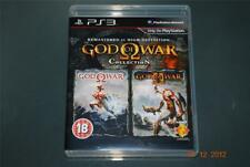 God of War Collection PS3 Playstation 3 **FREE UK POSTAGE**
