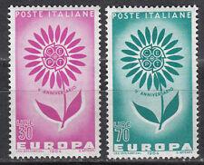 Italia N. 1164-1165 ** EUROPA 1964