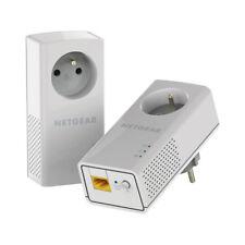 Adaptateur CPL Netgear PLP1000 (1000Mb) avec prise - Pack de 2