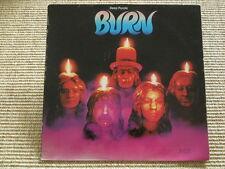 Deep Purple Burn LP - Club Sonderauflage - washed /gewaschen