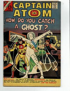 Captain Atom 82  Am I required to say first Nightshade? Fun Ditko title.