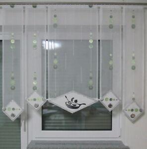 Gardine, Schiebevorhang,Fadenvorhang,Schiebegardine, Küchengardine,Vorhang
