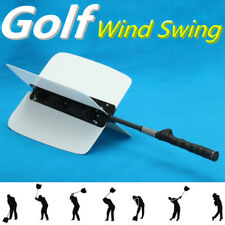 Swing wing Golf Power Fan Resistance Speed Warm-up Trainer Golf Training Aid US