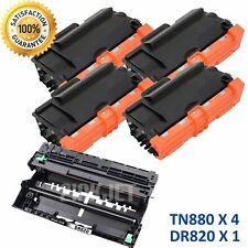 DR820 Drum TN880 Toner Cartridge for Brother DCP-L6600DW HL-L6200DW MFC-L6700DW