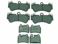 VW TOUAREG 03-10 2.5 TDi 3.0 FRONT & REAR BRAKE PADS CHECK TYPE BREMBO NOT ATE