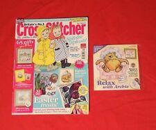 Cross Stitch Cross Stitcher Magazine Issue Number 23 ** SUPERB Craft Magazine
