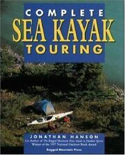 The Complete Sea Kayak Touring-ExLibrary