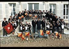"""SAINT-LYE-la-FORET (45) FANFARE """"L'ECHO DE LA FORET"""" vers 1980"""