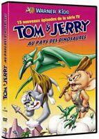 Tom & Jerry - Au pays des dinosaures // DVD NEUF