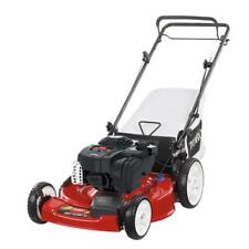 Toro Self Propelled Gas Lawn Mower 22 in. 150cc Briggs and Stratton High Wheel