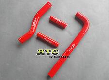YAMAHA YZF250 YZ250F 02-05 03 04 WR250F 2001-2006 05 RADIATOR HOSE RED